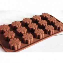 Silikon Çikolata Kalıbı Çiçek