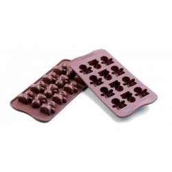 Silikon Çikolata Kalıbı Mıx...