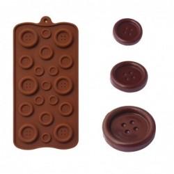 Silikon Çikolata Kalıbı-...