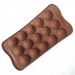 Silikon Çikolata Kalıbı -...