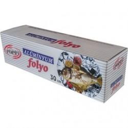 Poppy Alüminyum Folyo 30 Cm...