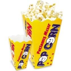 Popcorn Kutusu Küçük ( 100...