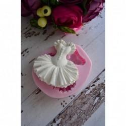 Sabun Kalıbı -Balerin Elbise