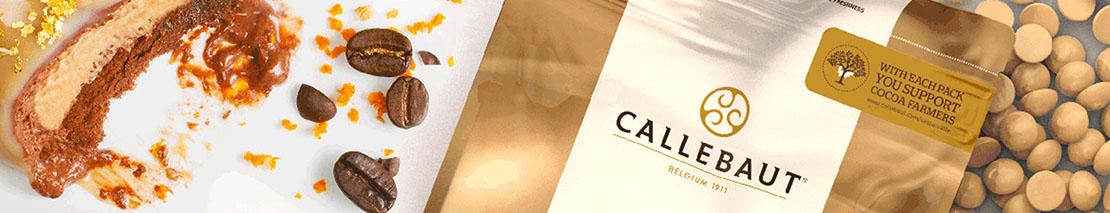 Callebaut Kuvertür ve Çikolata Çeşitleri